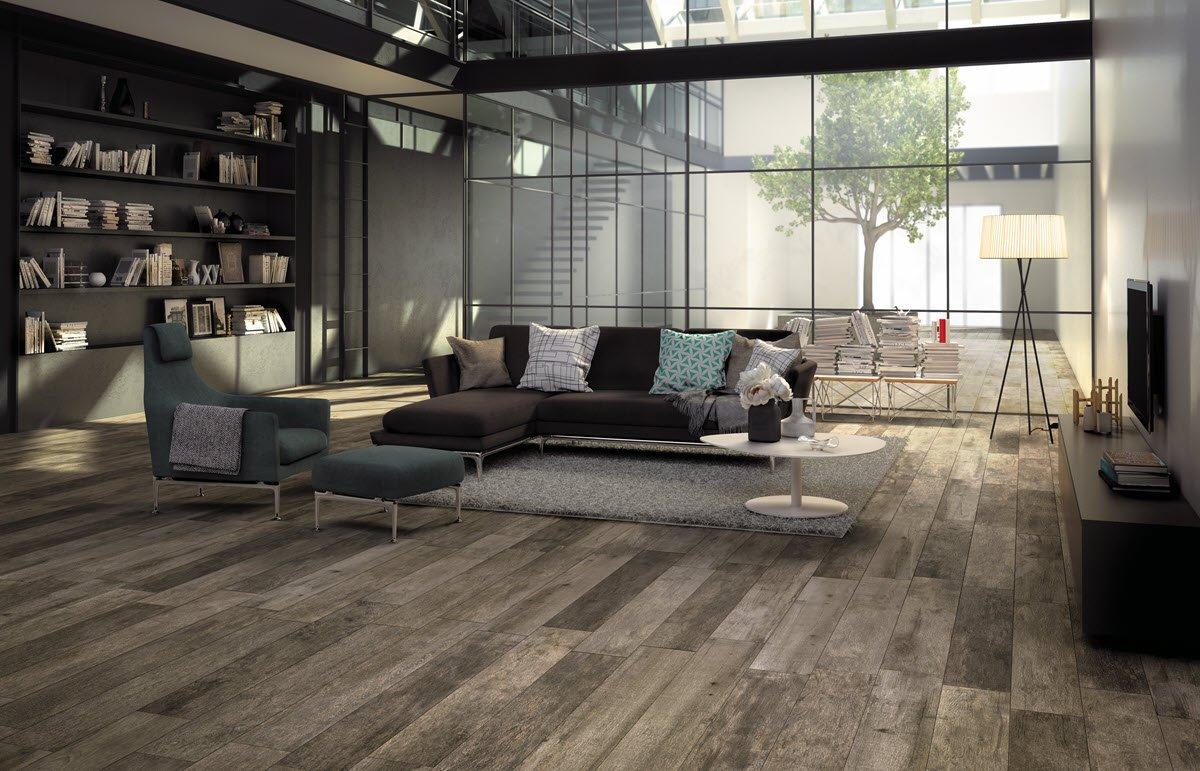 Fliesen für den Wohnbereich – Wohnzimmer – Esszimmer