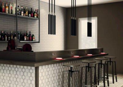 Fliesen Küche und Bar - Fliesen Haas