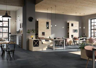 Fliesen Küche und Esszimmer