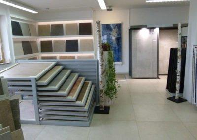 Fliesenhandel Strobl - Bilder der Ausstellung